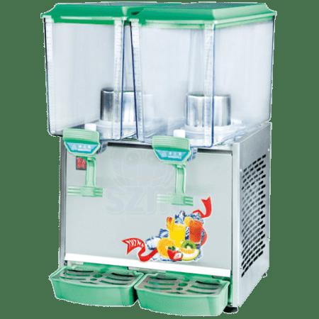 מיץ שני ראשים ירוק