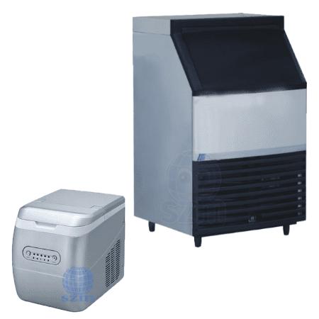 מכונת קרח 90 ליטר