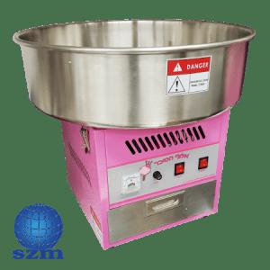 מכונת סוכר מקצועית בצבע ורוד