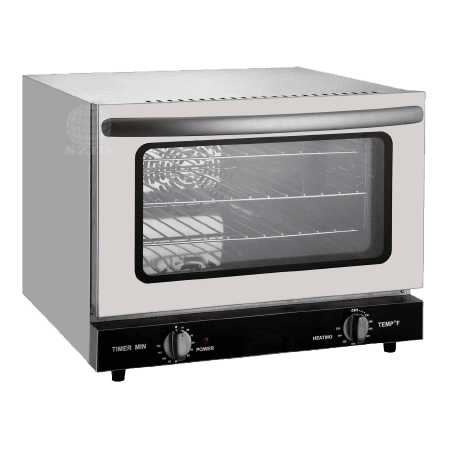 תוספת תנורים קונבקטומטים מקצועיים לעסקים- שזם מהיבואן לצרכן- הזמינו עכשיו JC-97